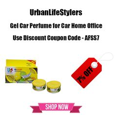 The Great #Summer #Automotive #Sale Get 7% OFF on #ULS Air #Freshner Gel Car #Perfume for Car Home Office! #Autofurnish Shop Now @ http://bit.ly/1Tohn5S