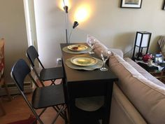 Beautiful 1 Bdr apt on first row, English Bay. Vancouver Apartment, Apartments, The Row, Table Settings, English, Beautiful, Place Settings, English Language, Penthouses