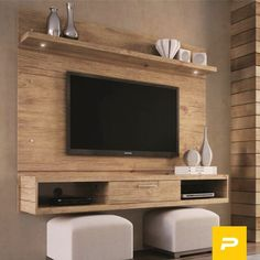 Diy home decor Living Room Lounge, Condo Living, Living Room Decor, Tv Wall Design, House Design, Lcd Panel Design, Tv Wanddekor, Tv Wall Cabinets, Rack Tv