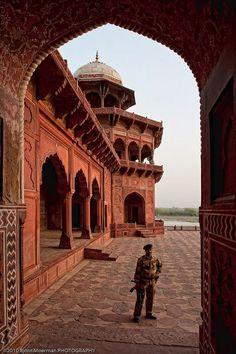 Taj Mahal. Architect: Ustad Ahmad Lahauri. 1644. Agra, India.