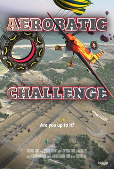#aerobatic challenge#4d attraction film