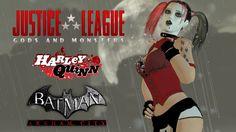 SKIN; Batman; Arkham City; Gods & Monsters Harley Quinn