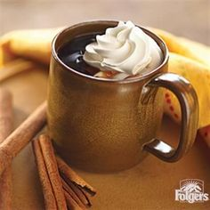 Mexican Cinnamon Coffee from Folgers Coffee