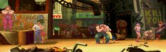 Favorite backgrounds in 2-D Fighters? - Page 2 - NeoGAF