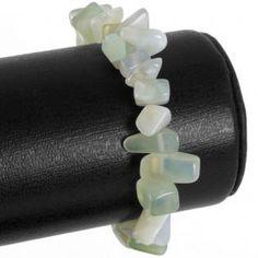 Wholesale Chunky jade chip bracelet - Something Different