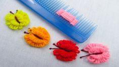 Terrific Free of Charge easy sewing hacks Tips Hand Embroidery Amazing Trick, Easy Butterfly Embroidery Trick, Easy Sew. Butterfly Embroidery, Hand Embroidery Patterns, Ribbon Embroidery, Embroidery Stitches, Machine Embroidery, Modern Embroidery, Embroidery For Beginners, Sewing Projects For Beginners, Knitting For Beginners