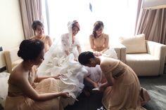 Wedding portfolio photograph by me
