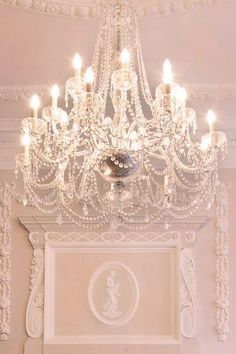 This Gorgeous Chandelier is Perfect for Your Shabby Chic Dining Room