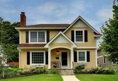 colonial and porch portico addition - Google Search