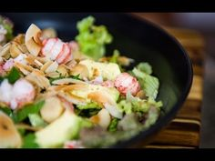 Hawaiian Summer Salad - Want the Ingredients and Directions too? Just click below. PLUS, if you like this healthy recipe, we have a lot more that all come with a video, have 7 ingredients or less, and no added sugar. They are perfect for any CrossFitter looking to hit their macros or make meal plans.