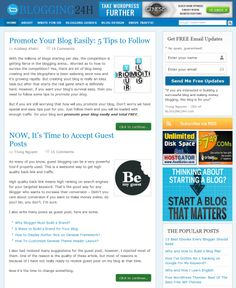 How to Start a blog from Scratch: The only Guide You Need