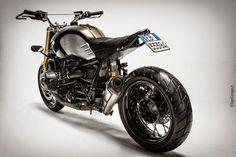 """BMW R NineT """"Shaker"""" by ToysGarage"""