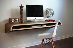 Eviniz İçin Kullanışlı Duvara Monteli Masalar