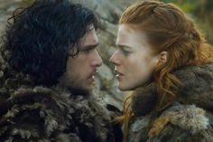 Game of Thrones Quotes -Ygritte: You're mine and I'm yours. And if we die, we die, but first we'll live.
