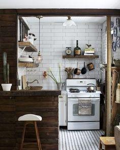 Mengagumkan Ingin Renovasi Dapur Sederhana Anda? Yuk Simak Ide Desain In...