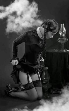 Gothic and Glamorous Goth Beauty, Dark Beauty, Dark Fashion, Gothic Fashion, Steam Punk, Dark Romance, Dark Circus, Gothic Steampunk, Gothic 1