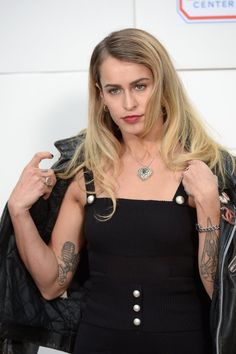 Pin for Later: 37 Chic British Celebrity Ink Ideas For Your First Tattoo (or a New Addition!) Alice Dellal