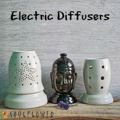 Spread the aroma of love with our wide range of electric diffusers !