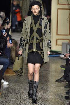 Moschino Milan Menswear Fall Winter 2017 January 2017