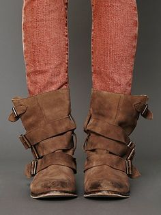 Free People Sunbelt Ankle Boot at Free People Clothing Boutique