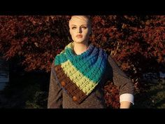 CROCHET How To #Crochet OverSized Cable Stitch Cowl Wrap TUTORIAL #348 - YouTube