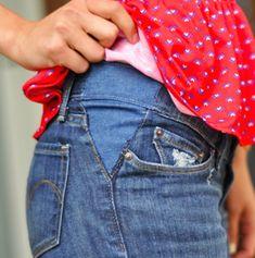 Grazia | Een te kleine óf te grote broek? Zo past je broek weer als gegoten!