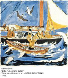 Remembering Dahlov Ipcar: children's book illustrator and artist - Design Week