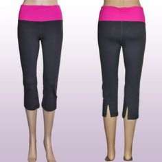 Lululemon Gather Crop  $54.00