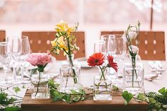 Gorgeous wedding decoration, see more from the Real Bride wedding in Greece here http://www.love4weddings.gr/the-wedding-real-bride/
