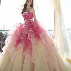 O vestido dos sonhos