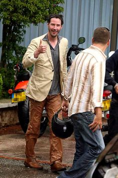 tumblr_nbaex90xDV1rpvblro4_1280 | Keanu Reeves & Benicio Del Toro | Flickr