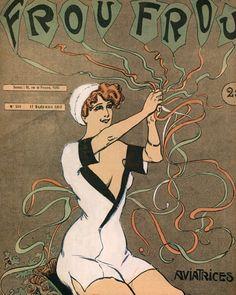 Le Frou Frou 1910
