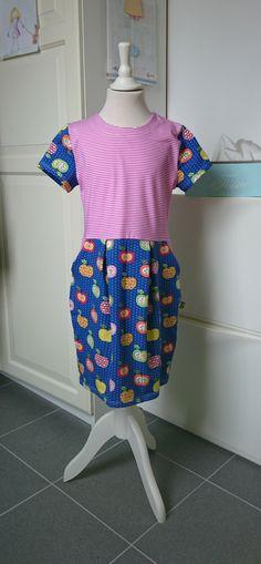 Kleid Rosa von Pattydoo aus Jersey
