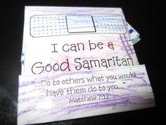 Good Samaritan Craft – 1 | Ministry 2 Kids
