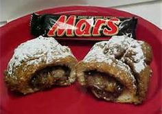 Fried Mars Bars forever