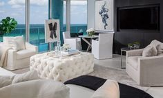 Bal Harbour by Michael Dawkins