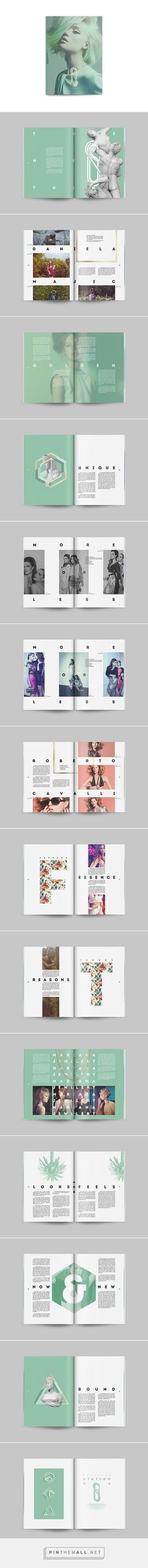 station06 Magazine on Behance... - a grouped images picture - Pin Them All