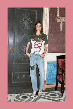Gucci | Pre-Fall 2016 Collection | Vogue Runway