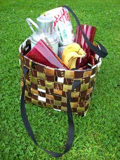 DIY - ... som en picknickväska