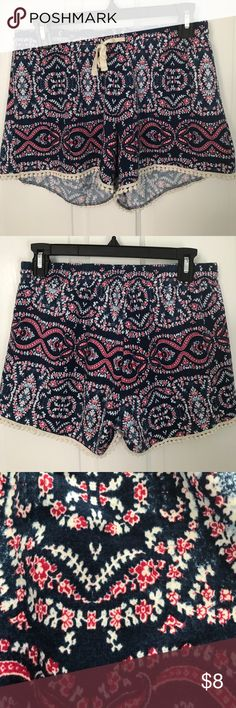 Cloud Chaser knit shorts Super soft Cloud Chaser Shorts