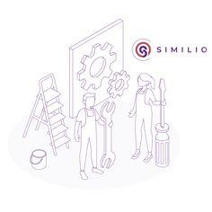Cluster Instandhaltung: Similio, das österreichische Informationsportal vereint und visualisiert Informationen und Statistiken mittels tausender interaktiver Karten Cluster, Peace, Interactive Map, Business, Cards, Sobriety, World