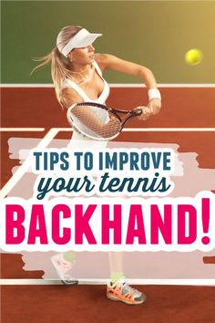 If you are a new tennis player then you need to try these tips to improve the speed and accuracy of your tennis backhand. This guide will help you imporve your bakhand which is a staple in any tennis match.