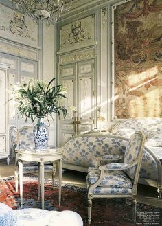 Coco Chanel Suite, Ritz, Paris
