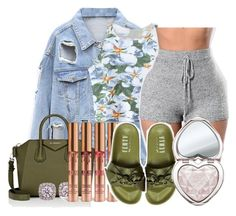 """""""Untitled #169"""" by trillqueen34 ❤ liked on Polyvore featuring Chicnova Fashion, Givenchy, Puma and Too Faced Cosmetics"""