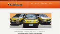 Página Inicial da Auto Escola Vila Prudente - Guarulhos