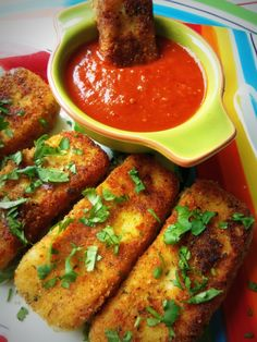 Queso Fresco Cheesesticks - Hispanic Kitchen