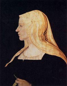 Portrait of a Woman by Piero di Cosimo.  https://www.artexperiencenyc.com/social_login/?utm_source=pinterest_medium=pins_content=pinterest_pins_campaign=pinterest_initial