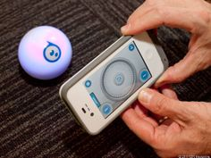 If you've ever dreamed of having a remote control ball, the next-generation Sphero's ready to roll.