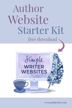 8 steps to demystify the process, choices Blog Writing, Writing A Book, Writing Tips, Writing Help, Simple Website, Website Ideas, Sell Your Books, Make Money Writing, Web Project