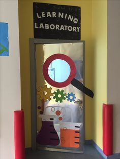 Science Room, Science Week, Science Party, Science Fair, Science For Kids, Science Projects, Science Class Decorations, School Decorations, Elementary Science Classroom